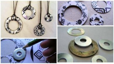 How to make Jewellery from Industrial Hardware
