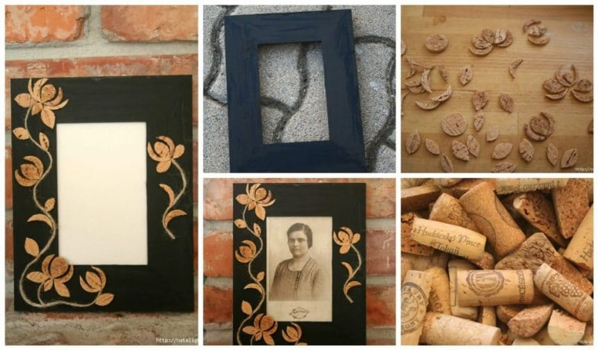 Creative of wine corks