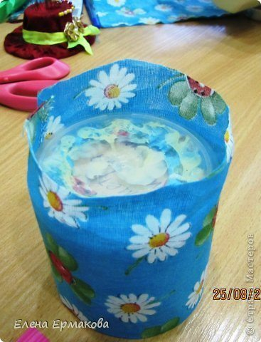 Make plastic cups and plastic bottles organizers(117)
