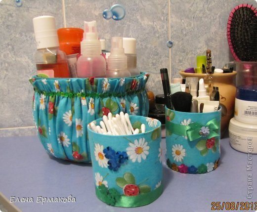 Make plastic cups and plastic bottles organizers(92)