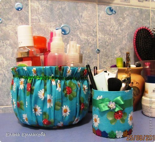 Make plastic cups and plastic bottles organizers(98)