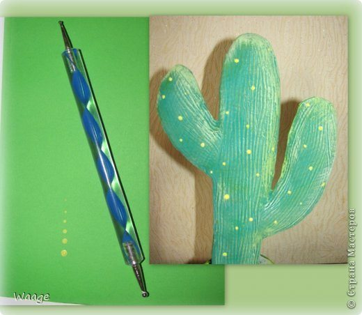 cactus shaped jewellery organizer(128)
