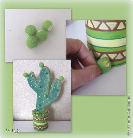 cactus shaped jewellery organizer(133)
