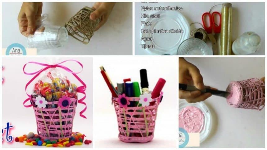 How to make gift basket