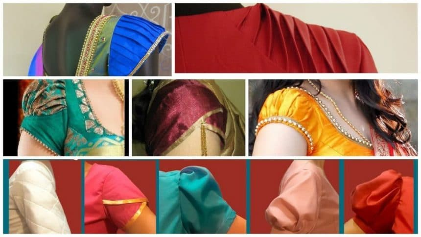 How to make different types of sleeves