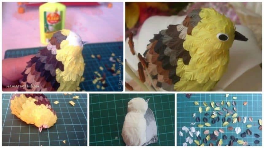 How to make bird