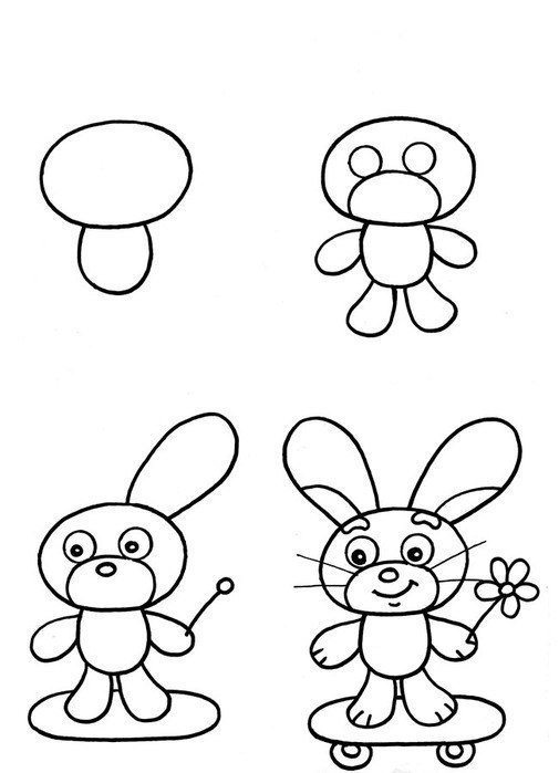 draw animal picture