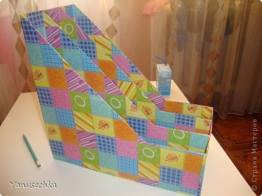 table paper organizer