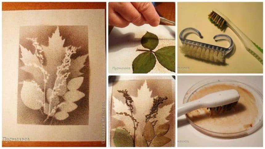 How to make beautiful botanical prints wall art