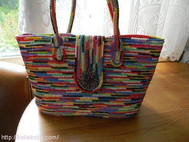 trendy handbag