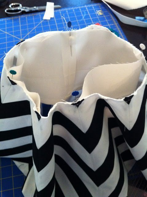 chevron skirt (11)
