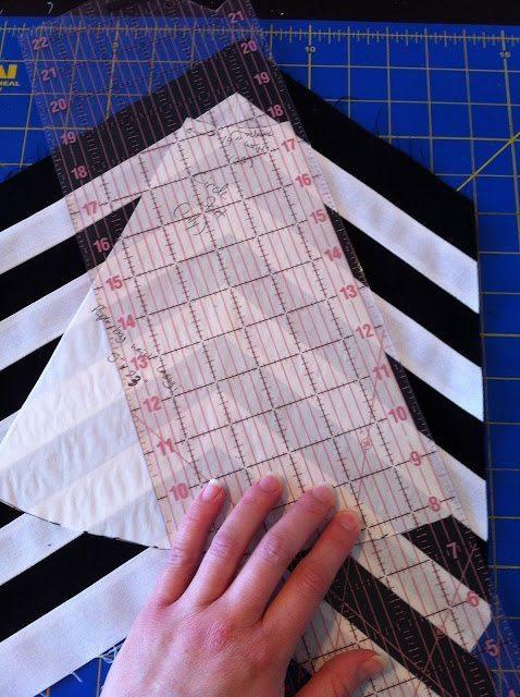 chevron skirt (4)