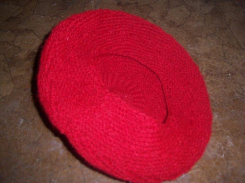 round loom cap