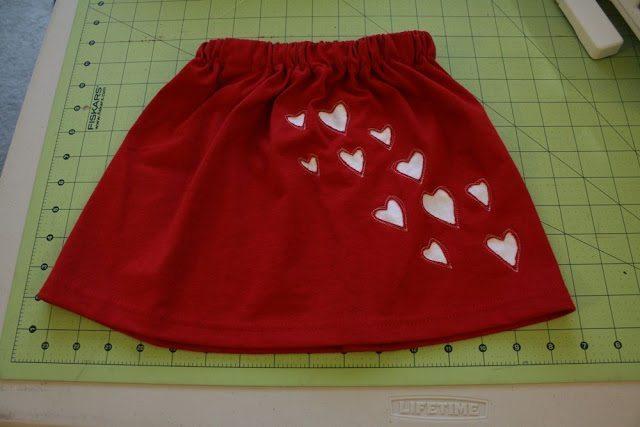 kisses skirt (15)