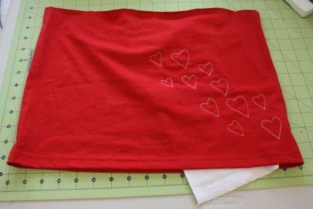 kisses skirt (9)