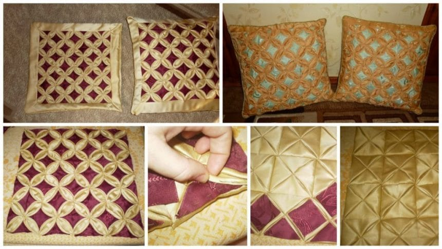 How to make decorative pineapple pillow
