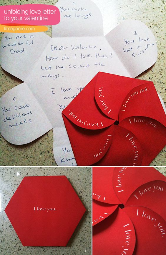 Valentines Cards Craft