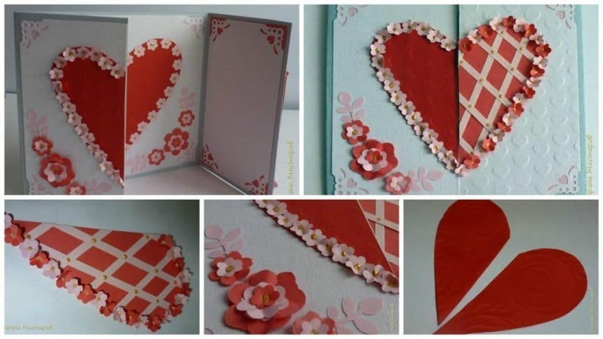 How to make card for lover