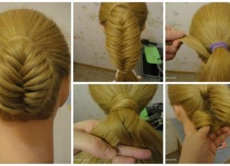 How to make trendy hairstyles | Easy Craft Ideas