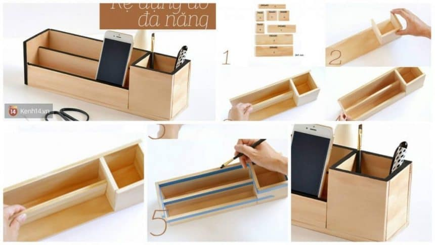 How to make multipurpose tray