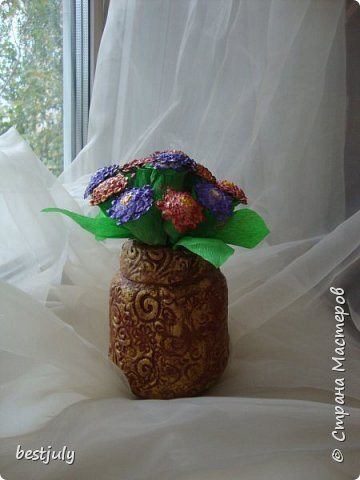 autumn bouquet cones