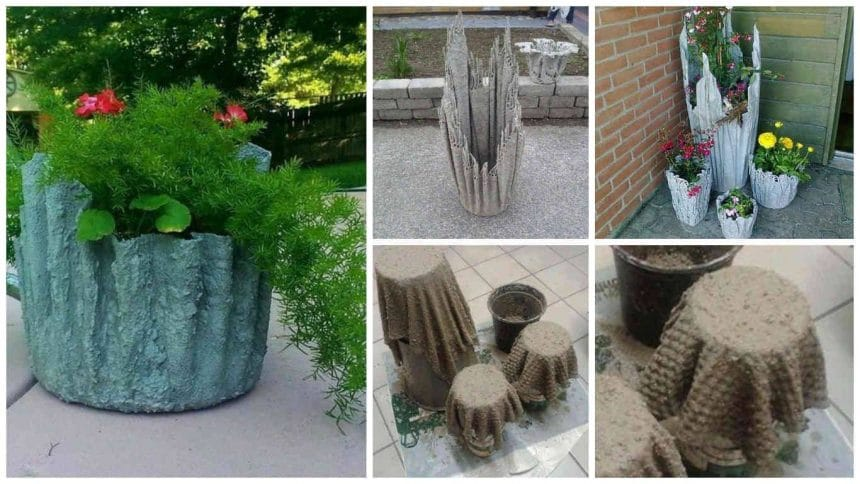 A simple idea for planters