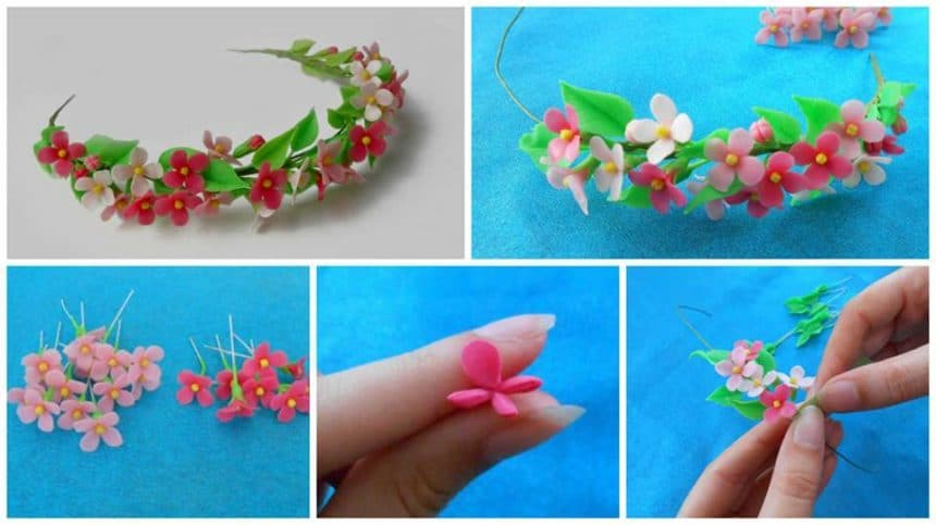 How to make headbands for hair