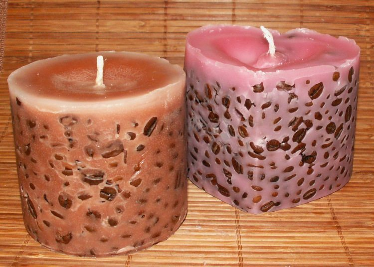 candle for valentine