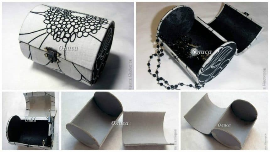 How to make clutch from paper roll