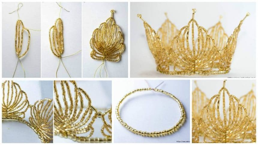 How to make crown for your little princess
