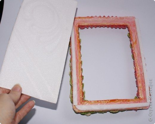How to make frame for gift | Simple Craft Ideas