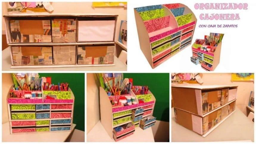 How to make multi organizer