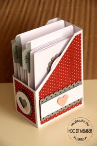 How To Make Cute Paper Organizer Simple Craft Ideas