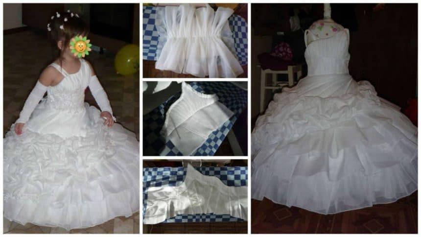 How to make princes dress