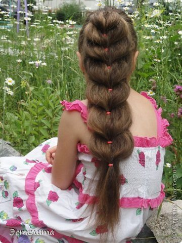How To Make Easy Heart Ponytail Hairstyle Simple Craft Ideas