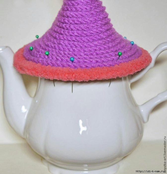 knitted Warmer for teapot