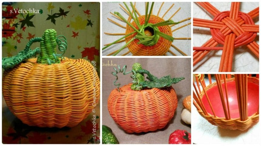 How to make pumpkin for halloween