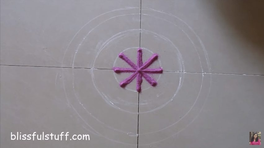 flower-shaped-rangoli-1