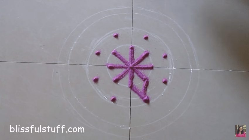 flower-shaped-rangoli-2