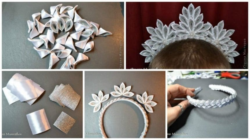 How to make rim-crown