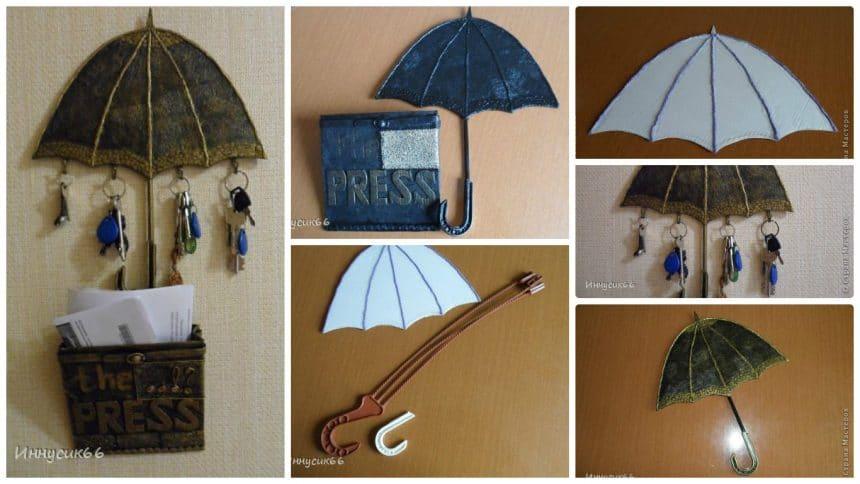 """How to make """"Umbrella"""" housekeeper"""