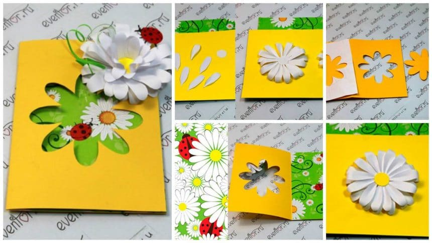 How to make cards for mother's day