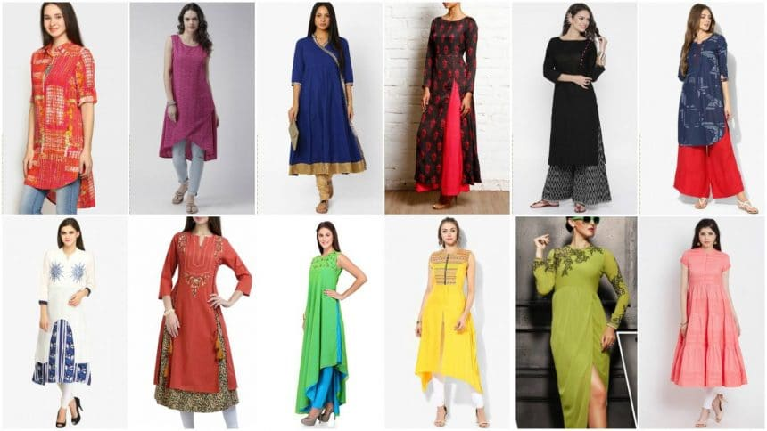 29 Types of kurti every woman should know