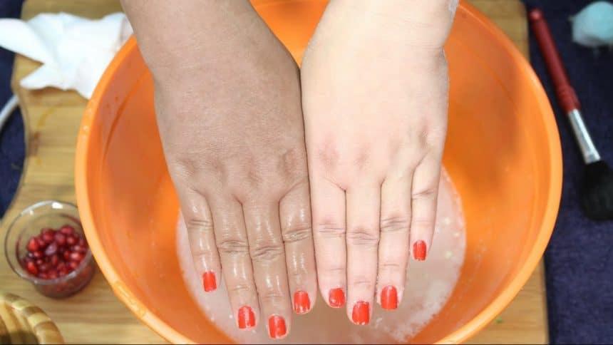Skin whitening miracle formula
