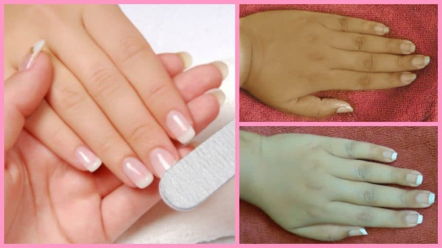 How to do manicure at home for perfect nails