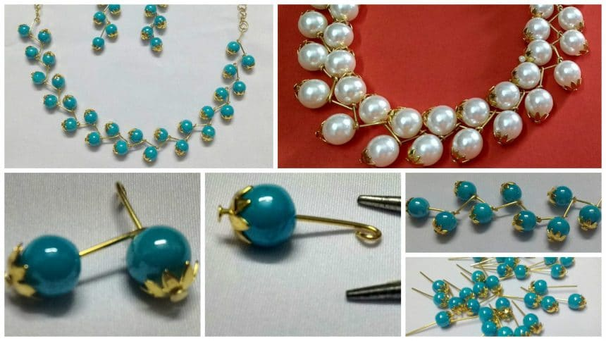 How to make beaded jewellery