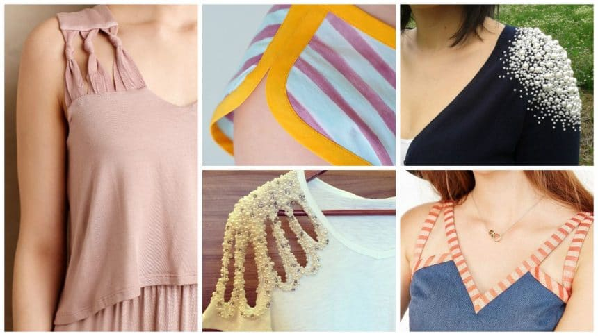 How to make different type of sleeves