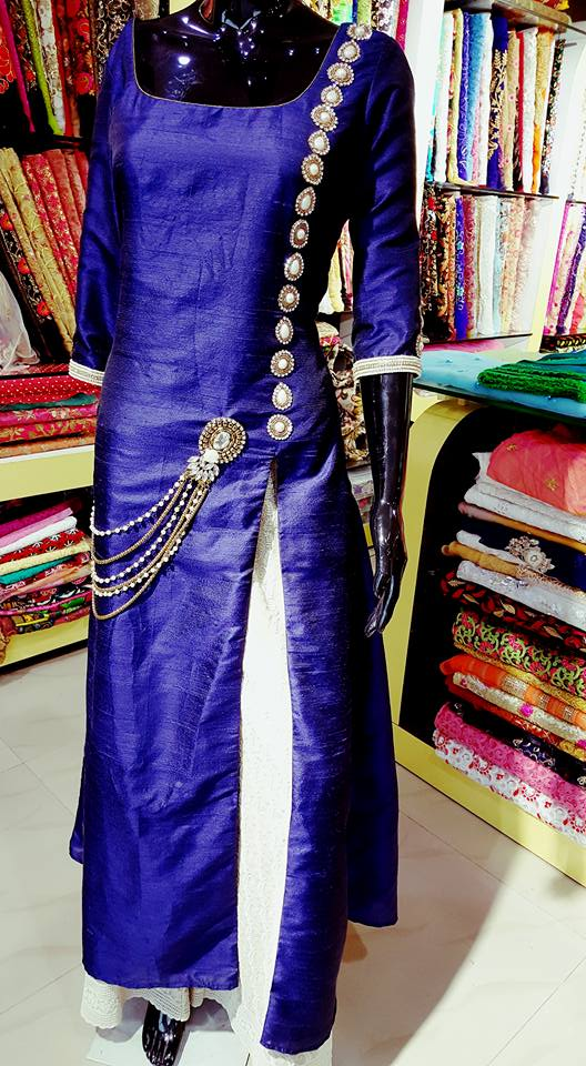 kurthi patterns