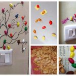 How to make pista shell bird for wall decoration