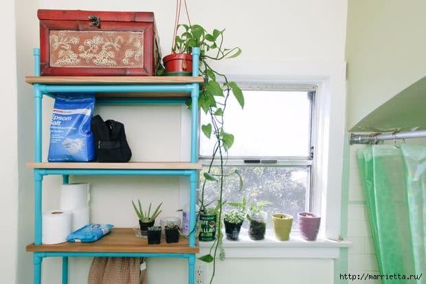 shelves for indoor plants